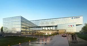 Zurich North America s new Schaumburg headquarters under way