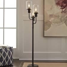Industrial Floor Lamps Throughout You Ll Love Wayfair Ideas Uk For Sale Australia Melbourne 6