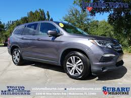 Pre-Owned Featured Vehicles In Melbourne, FL   Subaru Of Melbourne Home The Car Guys Used Cars For Sale Melbourne Fl Trucks In On Buyllsearch J And B Auto Parts Orlando 2018 Chevrolet Camaro Zl1 Dealer Near Dyer Vero Beach Odonnelllutz Of Palm Bay Oowner Silverado 1500 Custom In Daytona For 32901 Autotrader 2017 2500hd Ltz New On Cmialucktradercom