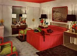 1940s Bedroom Interior Design Ideas