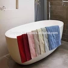 luxus bade matte aus weicher baumwolle wasch bare bade matte aus der türkei buy baumwolle chenille bad matte 100 baumwolle dünne bad matte weiche