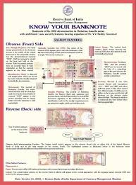 When Write Is Wrong October by Is It Wrong To Write On Bank Notes In India Banking