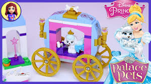 Palace Pets Pumpkin by Lego Disney Princess Palace Pets Pumpkin U0027s Royal Carriage Build