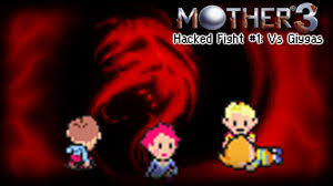Earthbound Halloween Hack Dr Andonuts by Earthbound 2 Mother 3 Hacked Fights 1 Vs Giygas Youtube