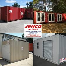 100 Shipping Containers For Sale Atlanta Jenco S 18 Photos Self Storage 49 Millard Farmer Ind Blvd