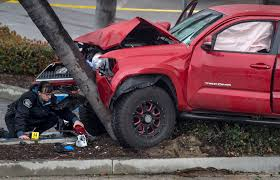 100 Truck Driving Movies 9 Injured When Pickup Truck Plows Into Crowd In Downtown Fullerton
