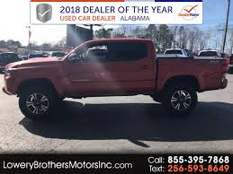 100 Used Toyota Pickup Trucks For Sale By Owner Cars For Boaz AL 35957 Lowery Brothers Motors