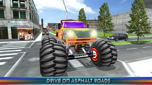 Monster Truck Demolition 3D - Android Apps On Google Play