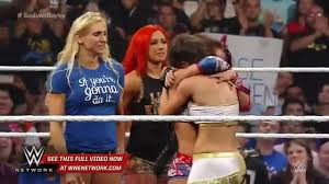 wwe network the women of nxt take a curtain call nxt takeover