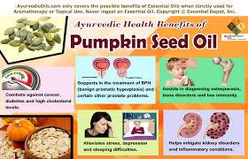 Pumpkin Seeds Testosterone by Health Benefits Of Pumpkin Seed Oil Ayurvedic Oils
