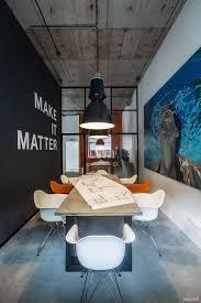 100 Loft 44 FFICE On Behance Office Industrial Office Space Office