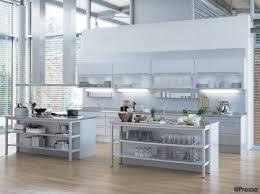 laboratoire de cuisine exemple pour une déco cuisine comme un laboratoire
