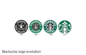 Why Brand Logos Change Starbucks