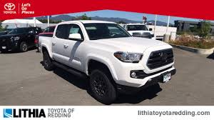 New Toyota Tacoma In Redding, CA | Inventory, Photos, Videos, Features New And Used Cars For Sale At Redding Car Truck Center In Totally Trucks 2018 Ford F150 Ca Cypress Auto Glass 20 Reviews Services 1301 E Towing Service For 24 Hours True Our Goal Is To Find The Very Best Lift Kit Your Vehicle Taylor Motors Serving Anderson Chico Cadillac Craigslist California Suv Models Its Our Job Make Function Right Look Good You Equipment Rentals Ca Trailer Rentals Tow Transport