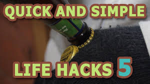25 Lighters On My Dresser Mp3 Download by Life Hacks 6 Ways To Open A Bottle Without An Opener Youtube
