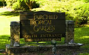 fairchild tropical garden Passport Miami