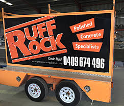 Mobile Concrete Polishing — RUFF ROCK Forde Truck Recovery Galway Towing Breakdown Service In Te Motsports Vehicle Customization Specialists Yard Yardtrucks Twitter Foundation Repair Settling Stabilized St Louis Mo Rental At Lowes Sliding Stock Photos Images Alamy Velocity Center Ventura County Sells Freightliner Western Tipper Trucks Mount Unit With
