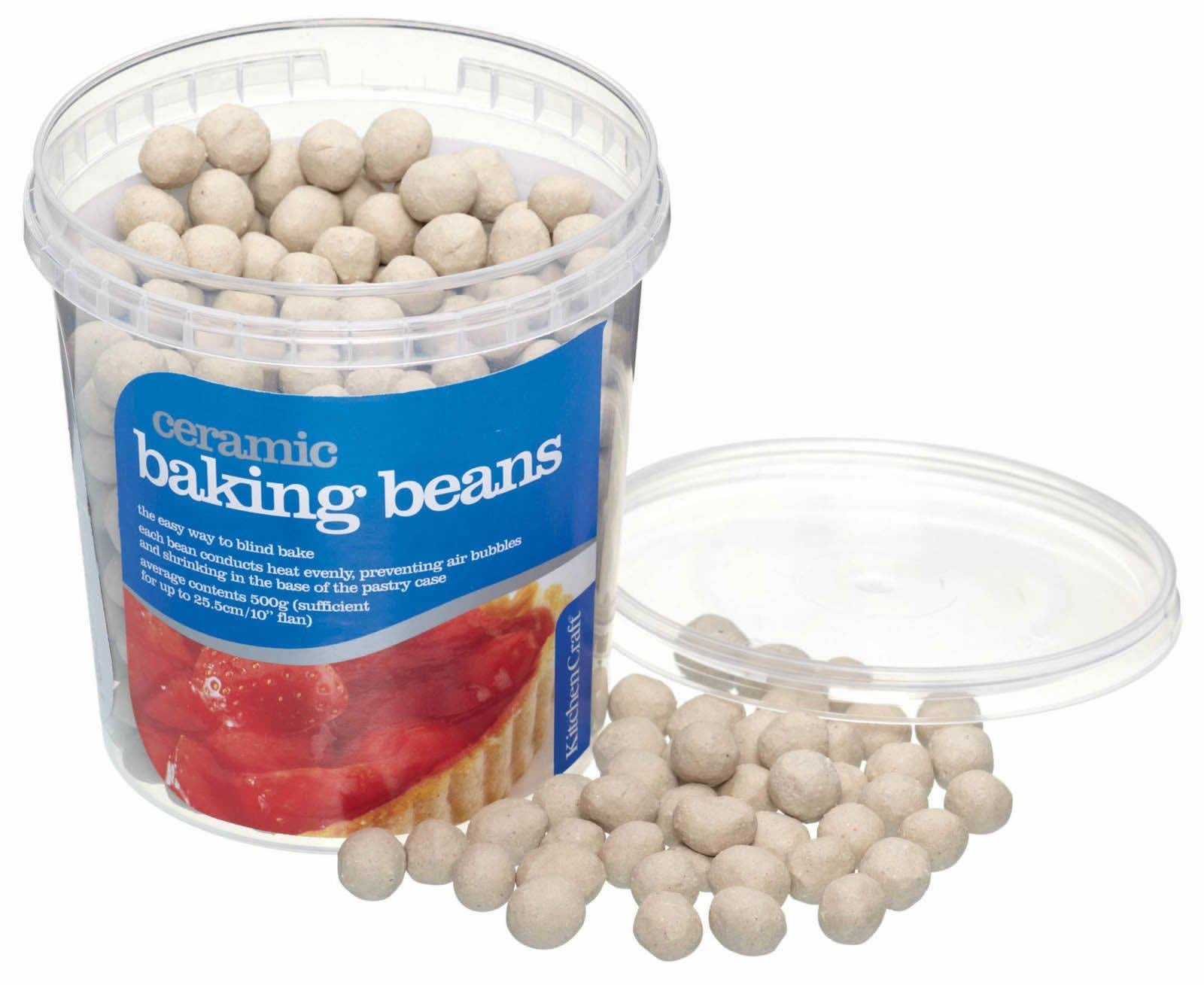 Kitchen Craft Ceramic Baking Beans Tub