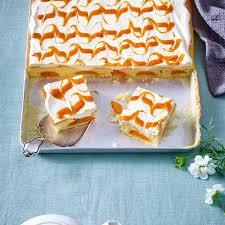hessischer schmandkuchen mit aprikosen