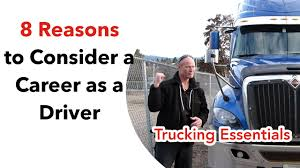 8 Great Reasons To Consider A Career As A Truck Driver - YouTube Becoming A Truck Driver For Your Second Career In Midlife Starting Trucking Should You Youtube Why Is Great 20somethings Tmc Transportation State Of 2017 Things Consider Before Prosport 11 Reasons Become Ntara Llpaygcareermwestinsidetruckbg1 Witte Long Haul 6 Keys To Begning Driving Or Terrible Choice Fueloyal How Went From Job To One Money Howto Cdl School 700 2 Years