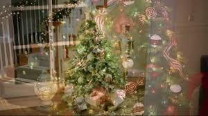 Qvc Christmas Tree Storage Bag by Bethlehem Lights Prelit 9 U0027 Shenandoah Pine Full Christmas Tree