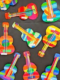 Best 25 Music Crafts Kids Ideas On Pinterest