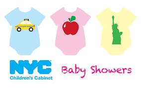 Baby Shower Logo by Children U0027s Cabinet Initiatives Baby Showers