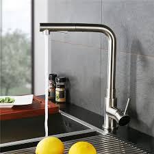 robinet cuisine douchette extractible robinet de cuisine mitigeur pour evier avec douchette extractible