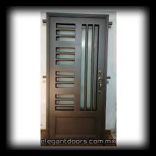 Puertas Metalicas Para Exteriores Decoracion Del Hogar Evenaiacom