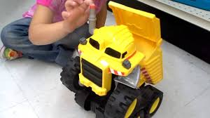100 Truck Toys Fort Worth Awesome Talking Dancing Joking Dump Work Robot Toy YouTube