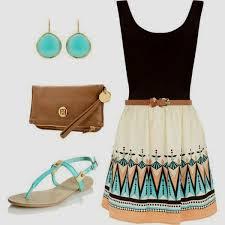 Cute Summer Dresses For Teenage Girls Re