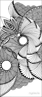 Black And White Line Drawing Of Flying Fans O Buy This Artwork On Stationery Wall