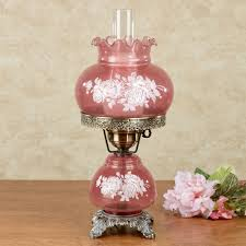 Pink Mercury Glass Bathroom Accessories by Victorian Home Decor Touch Of Class