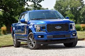 Ford Recalls 2018 Trucks And SUVs For Possible Unintended Movement ...