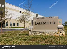 Whitestown - Circa September 2017: Daimler Trucks North America ... Inside Daimler Trucks North America Hq Photos Equipment Unveils Two Freightliner Electric A Century Of Superior Buses Aleksandr Aseyev Senior Engineer Ii Driver Comfort Systems Is Testing Electric Delivery Trucks On The West Coast Truck Recalls Blog Recalling Jason Kerbe Customer Application Meritor Wabco Named Exclusive Service Brake Chamber Supplier For And Walmart Develop Hybrid Cascadia Hoover Dam Barco Says Growth Outpacing Market