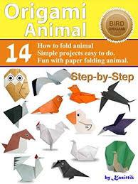 Origami Animal Bird