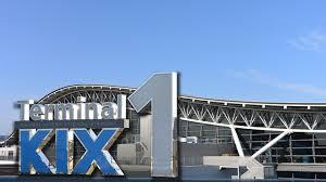 Kansai Airport Japan Sinking by Kix Osaka Kansai Airport Terminal 1 Arrival U0026 Departure 大