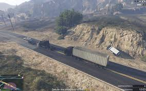 Bunker Wedge Trailer Delivery: Optimal Strategy : Gtaonline
