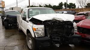 100 Wrecked Ford Trucks For Sale Parting Out 2011 F250 62L V8 6R140 6 Speed Auto Subway Truck