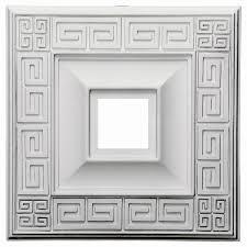 Split Design Ceiling Medallion by Ekena Millwork 18in Ceiling Medallions From Buymbs Com