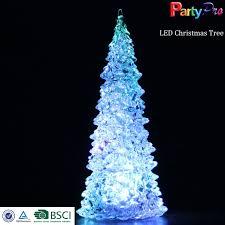 Fiber Optic Christmas Tree 7ft by Unique Artificial Christmas Trees Unique Artificial Christmas