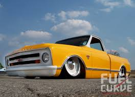1968 Chevy C10 – David Neal's Screaming Yellow Zonker! | Fuel Curve