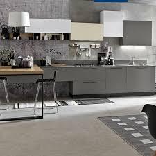 cuisine gris ardoise la cuisine grise une tendance lumineuse inspiration cuisine