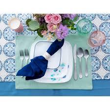 Blue Table Setting Ideas