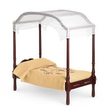Pedicraft Canopy Bed by American Doll Canopy Bed Reloc Homes