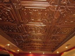 cheap tin ceiling tiles tin ceiling tiles in golden for your
