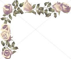 Flower Borders Border Clipart