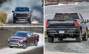 Every Full-Size Pickup Truck Ranked From Worst To Best