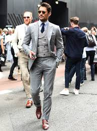 All Suited Up In London David Gandy Out And About Photo By Scott Wilson