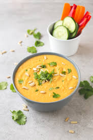 Vitamix Pumpkin Curry Soup by White Bean Pumpkin Hummus Simple Vegan Blog